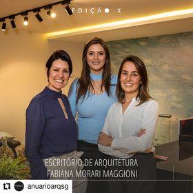 Escritório de Arquitetura Fabiana Morari Maggioni