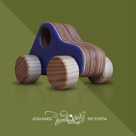 Eugeni Ibañez Casas Woodthinks