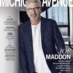 Michigan Avenue Magazine