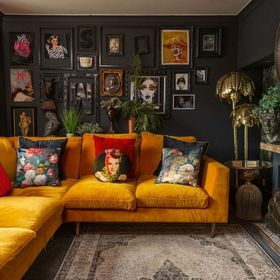 Pick Eclectic Home Decor