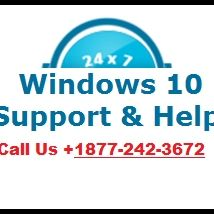 Windows 10 Technical Support 18772423672
