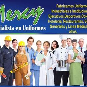 Mercy Especialista en Uniformes