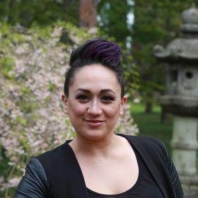 Writer Sacha Black