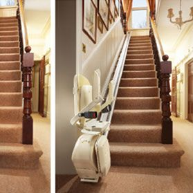 Easy Glide Stair Lifts