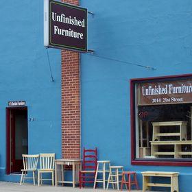 Ordinaire Unfinished Furniture Boulder