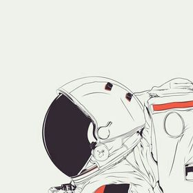 A Lost Astronaut