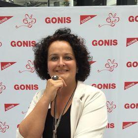 GONIS-Beraterin Daniela Spietschka