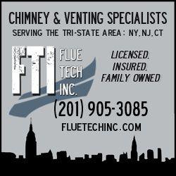 Flue Tech Chimney
