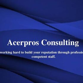 Acerpros Consulting