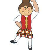 Celtic Dancer *