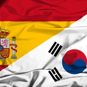 Spain vs Korea Recipes