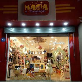 Magia e Imaginação Loja de Presentes Disney