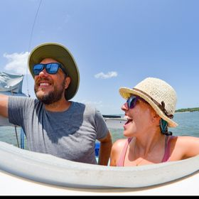 The Home That Roams | Living on a Boat & Full-Time RV Living