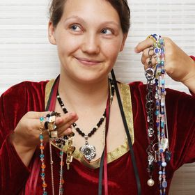 Cinnamon & Silver: Colorful, Handmade Beaded Jewelry, Supplies, and Crafts