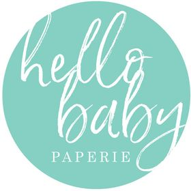 Hello Baby Paperie