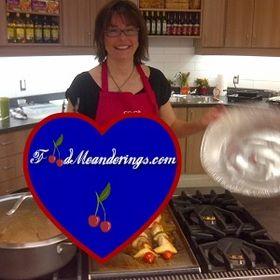 Food Meanderings   Food Blogger