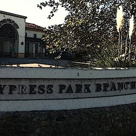 Cypress Park Branch Library