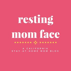Resting Mom Face | Mommy Blog