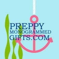 Preppy Monogrammed Gifts