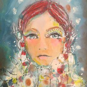 Juliette Crane | Artist & Founder School Of Happy Painting
