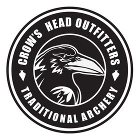 Crows Head Traditional Archery