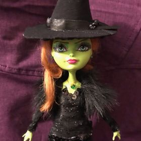Barbie w// Whimsical Witch/'s Custome Halloween Party Limited Edition 2015 NIB