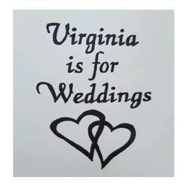 Virginia is for Weddings