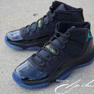7e54652e3312 Air Jordan 11 Gamma Blue For Sale (belovedaj) on Pinterest