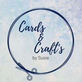 Cards and Crafts by Susie / Handmade Greeting Cards / Etsy Shop