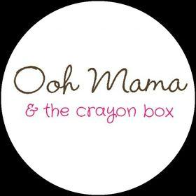 Ooh Mama & the crayon box