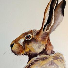 Ginger Hare Art