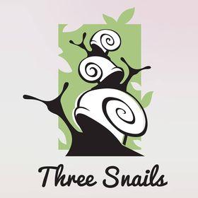 Three Snails Handmade