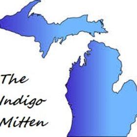 The Indigo Mitten