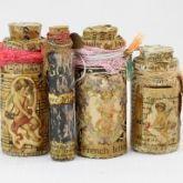 VialLayers | Mixed Media Art Journals and Decorative Bottles