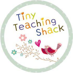 Tiny Teaching Shack - Kindergarten, First Grade, and Second Grade