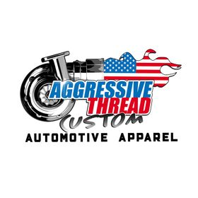 Aggressive Thread 3rd Gen Chevy Camaro Logo T-Shirt