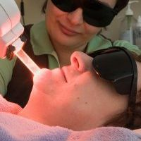 the LASERINA clinic
