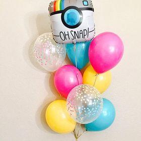 Balloon ideas 🎈