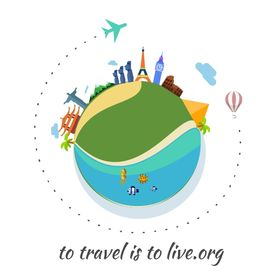 To travel is to live.org