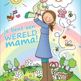 Wereldmama - Manon