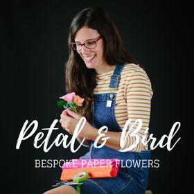 Petal & Bird | Paper Florist, Wedding Flowers & Bouquet Replicas