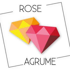 Rose Agrume