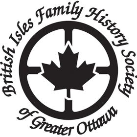 British Isles Family History Society of Greater Ottawa BIFHSGO