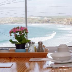 Cliff House Bed and Breakfast, Newquay
