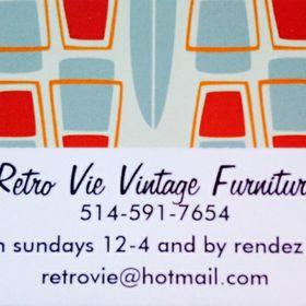 Retro Vie Vintage Furniture