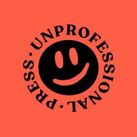 Unprofessional Press (unprofessionalpress) auf Pinterest