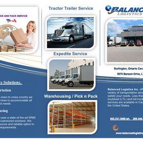 Balanced Logistics Inc.