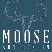 Moose Art-Design