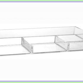 acrylic drawer dividers custom