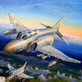 Aviation Art - Racing Art Stefan